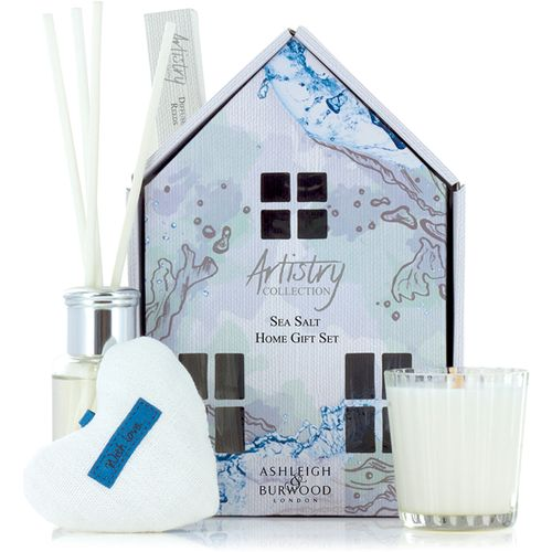 Ashleigh & Burwood Artistry Collection Home Fragrance Set Sea Salt