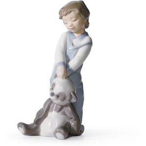 Lladro First Discoveries Figurine