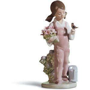 Lladro Spring Figurine