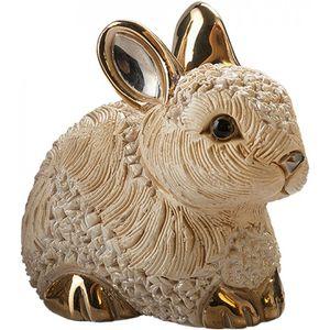 De Rosa Baby Bunny Resting Figurine