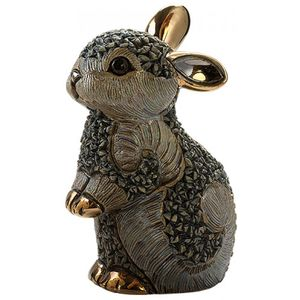 De Rosa Baby Bunny Standing Figurine