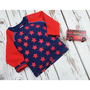 Blade & Rose Red Star Top