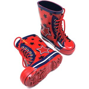Blade & Rose Boys Star Wellington Boot