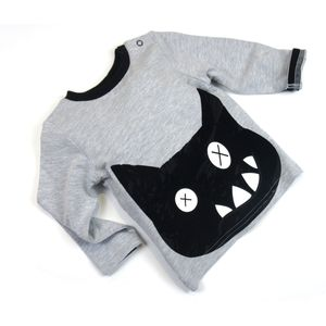 Blade & Rose Crazy Cat Collection Top