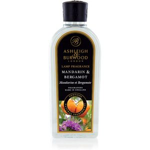 Lamp Fragrance Oil 500ml - Mandarin & Bergamot