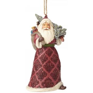 Heartwood Creek Hanging Ornament Victorian Santa