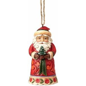 Heartwood Creek Hanging Ornament - Mini Santa