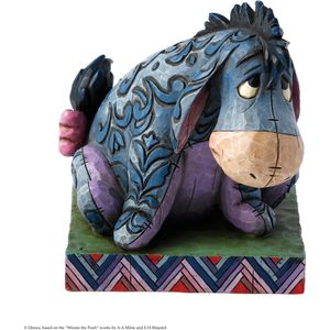 Disney Traditions True Blue Companion (Eeyore) Figurine