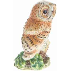 John Beswick Tawny Owl Figurine