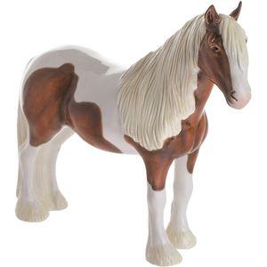 John Beswick Vanner Pony Skewbald Figurine