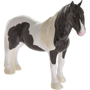 John Beswick Vanner Pony Piebald Figurine