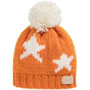 Blade & Rose Orange Star Bobble Hat