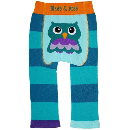 Owl Collection - Leggings 0-6 Months