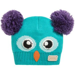 Blade & Rose Owl Collection Double Bobble Hat