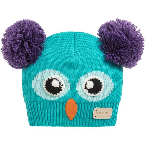 Owl Collection - Double Bobble Hat - Small