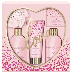 Rose Prosecco Fizz 5 Piece Gift Set