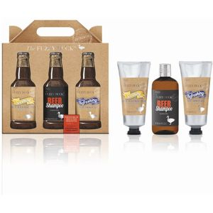 Fuzzy Duck Mens 3 Piece Beer Gift Set