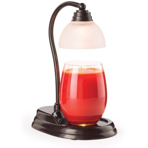 Aurora Candle Warmer Lamp Bronze