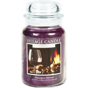 Village Candle Mountain Retreat LTD Edition 26oz