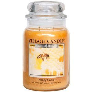 Village Candle Honey Comb 26oz Large Jar