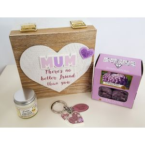 Mum memories Keepsake Box Gift Set