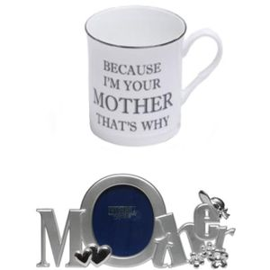Mother Photo Frame & Mug Gift Set
