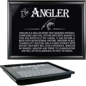 Ultimate Man Gift - Angler Lap Tray