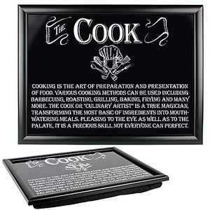 Ultimate Man Gift - Cook Lap Tray