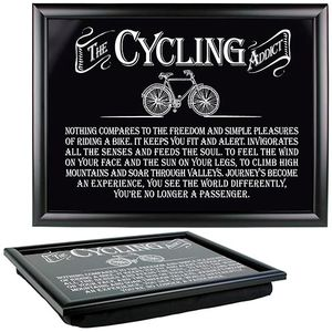 Ultimate Man Gift - Cycling Lap Tray