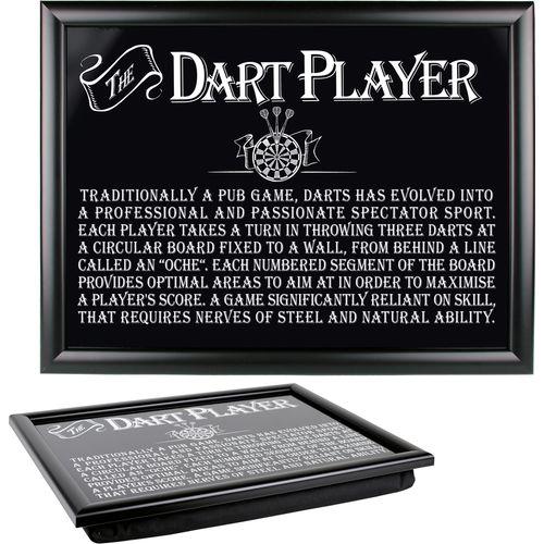 Ultimate Man Gift - Dart Player Lap Tray