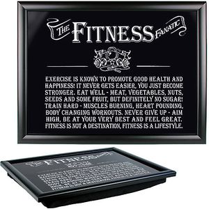 Ultimate Man Gift - Fitness Fanatic Tray