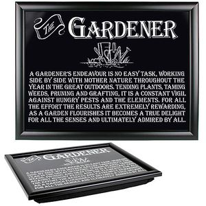 Ultimate Man Gift Lap Tray - The Gardener