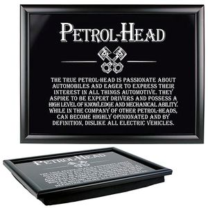 Ultimate Man Gift - Petrol Head Lap Tray