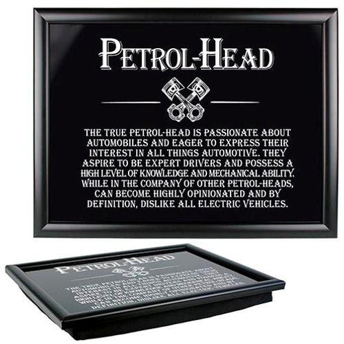 Ultimate Man Gift - Petrol Head Lap Tray