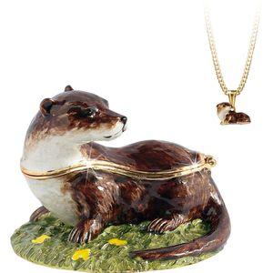 Secrets by Hidden Treasures - Otter
