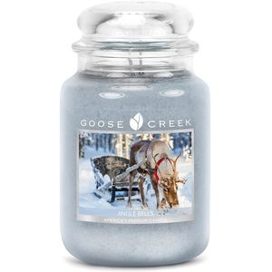 Goose Creek Large Jar Candle - Jingle Bells