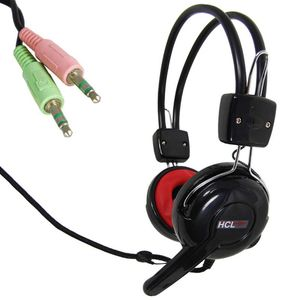 Mk1 Robust Headphone and Microphone with 2 x 3.5mm audio jacks