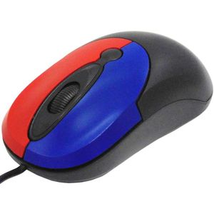 Easy2Use Childrens Small Size Computer Starta Mouse USB - Black