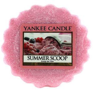 Yankee Candle Summer Scoop Wax Tart