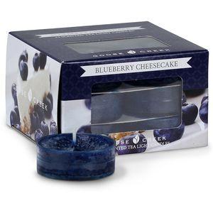 Goose Creek Tealights - Blueberry Cheesecake