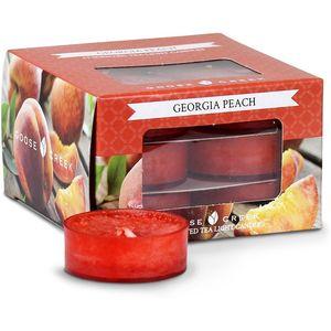 Goose Creek Tealights - Georgia Peach