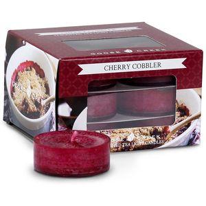 Goose Creek Tea Lights 12 Pack - Cherry Cobbler
