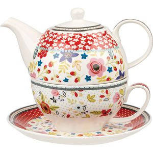 Caravan Beach Break Tea for One Set