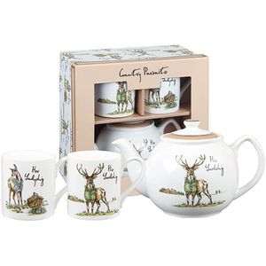 Country Pursuits Tea for Two