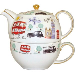 London Travel Sandringham Tea for One