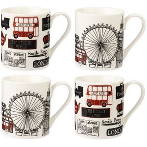 JS London Collection Larch Mug Gift Set