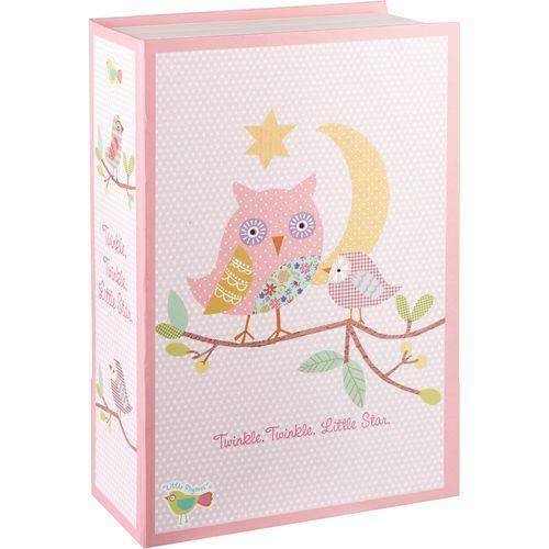 Twinkle Twinkle Pink 3 pc Melamine Set