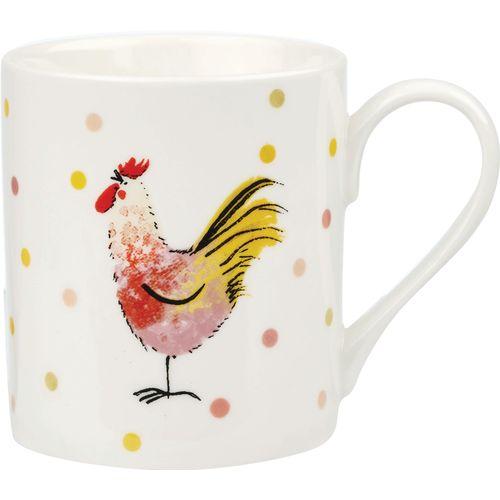 Alex Clark Rooster Larch Mug Set Churchill China