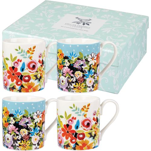 Collier Campbell Larch Mug Set - Flower