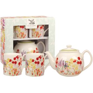 Collier Campbell Tea for Two Set - Painted Garden